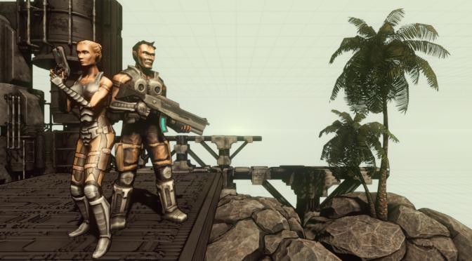 Proyecto final para el master de desarrollo de juegos con Unity3D